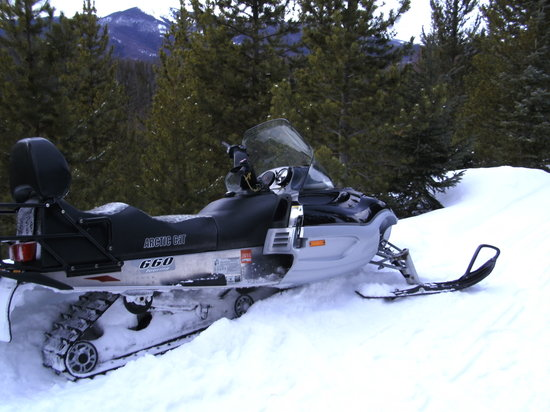 Trailblazer Snowmobile Tours Winter Park Colorado