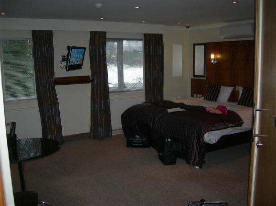 Aldridge, UK : Our Spa room