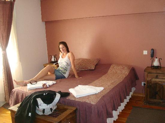 La Roca de la Patagonia: La habitación