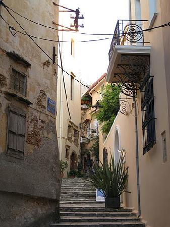 Casa Leone Boutique Hotel: Old town alley