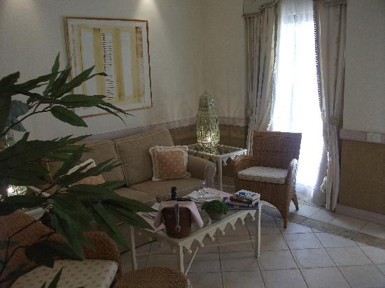 IBEROSTAR Grand Hotel El Mirador: The lounge
