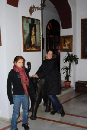 Hotel Mezquita : Hotel Foyer