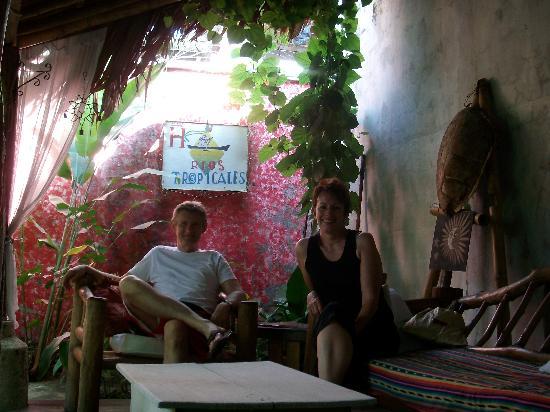 Livingston, Guatemala: The quiet shared area
