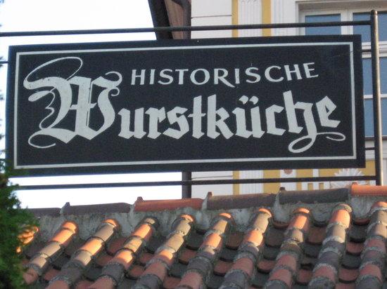 Wurstkuchl: Historic