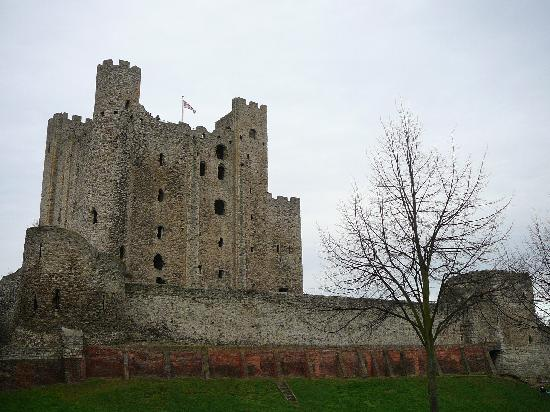 Рочестер, UK: Rochester castle