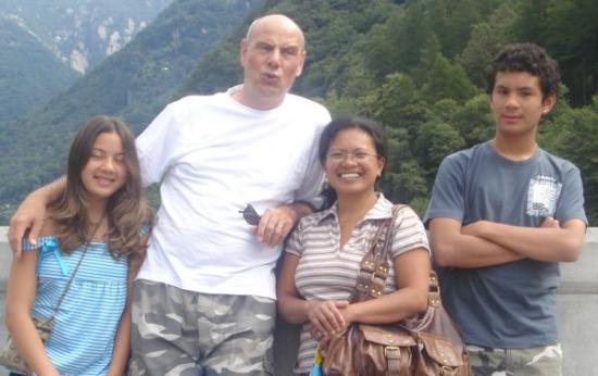 Tenero, Switzerland: The Family