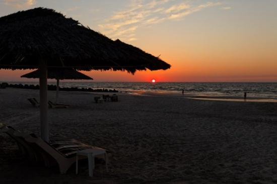 Umm Al Quwain Beach Hotel - The Beach