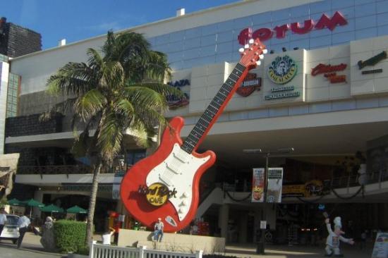 Hotel Hard Rock Cafe Cancun Reservas