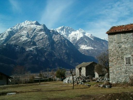 Chiavenna Photo