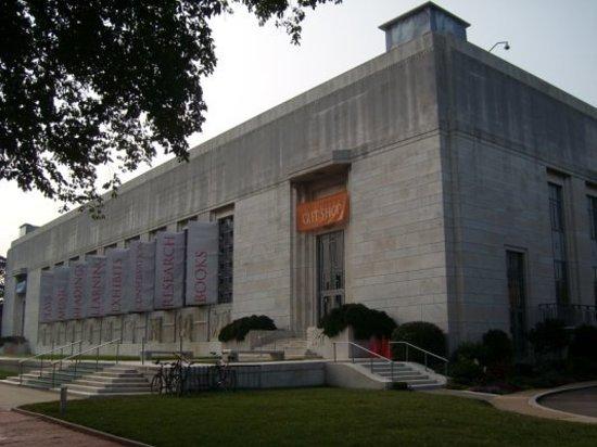 Folger Shakespeare Library Photo