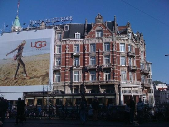 Nice Touches Picture Of De L 39 Europe Amsterdam Amsterdam