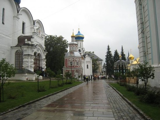 Sergiyev Posad Photo