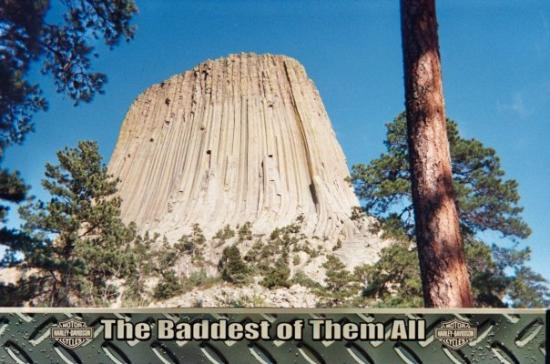 The Devil S Tower Sundance Wy Rate