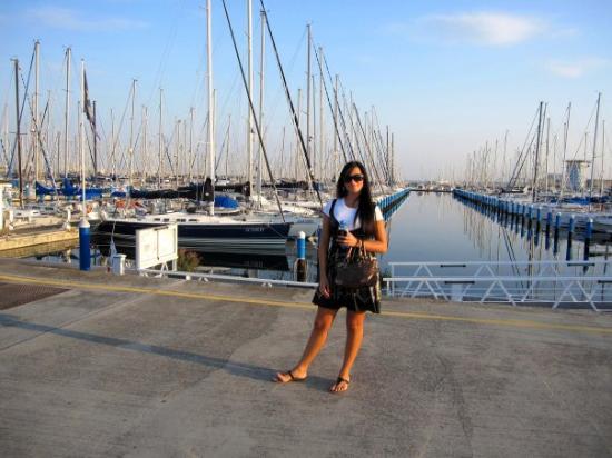 Marina di Ravenna ....o co chodzi z moja stopa??? :P