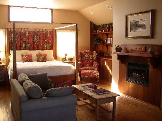 Belle de Jour Inn : Carriage House Suite