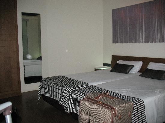 Wilson Boutique Hotel: Main bedroom area