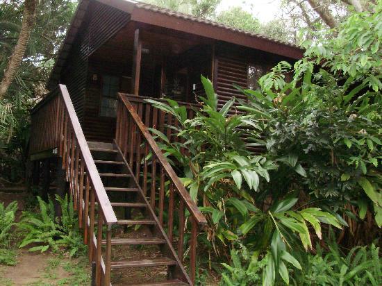 Imvubu Lodge: Chalet