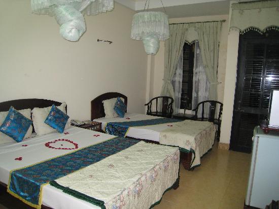Hai Au Hotel: Our sweet room