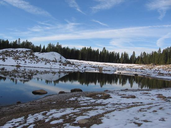 Strawberry Inn: Pinecrest lake 2