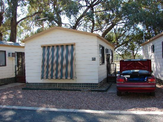BBQ area - Picture of Discovery Parks - Echuca - TripAdvisor
