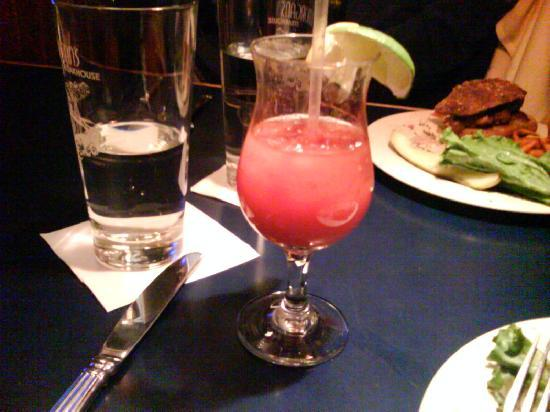 Capitol Plaza: My bloody mary