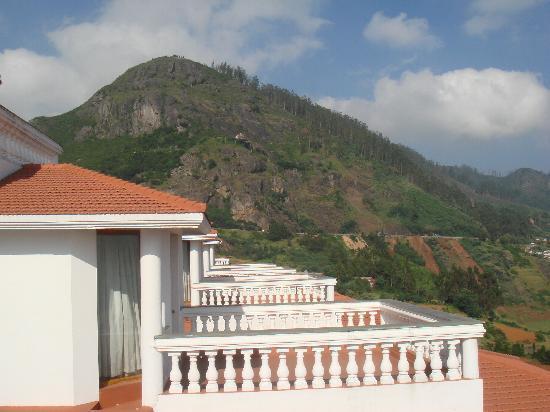 Sagar Holiday Resorts: room balcony