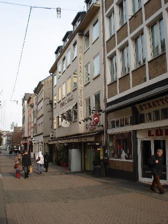 Altstadthotel St. Georg : Hunsruckenstr 22