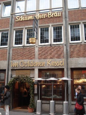 Brauerei Schumacher: Im Goldenen Kessel