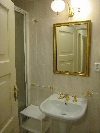 Acc-Nifos Zlata Hvezda: バスルーム