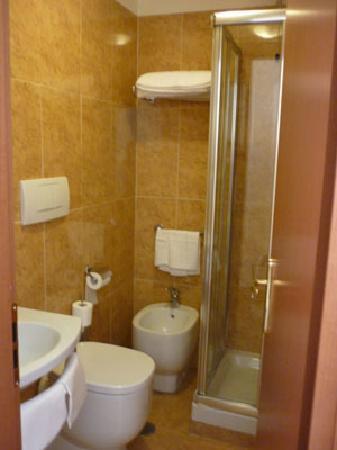 Hotel Novecento: Il bagno