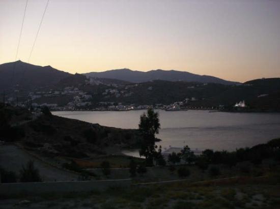 Coo Bar Ios: IOS è incantevole al tramonto