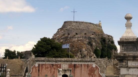 Dassia, กรีซ: Greek fort