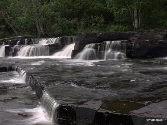 Θάντερ Μπέι, Καναδάς: Trowbrige Falls Thunder Bay