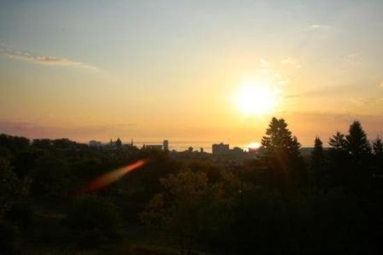 Θάντερ Μπέι, Καναδάς: Sun Rise inTBay