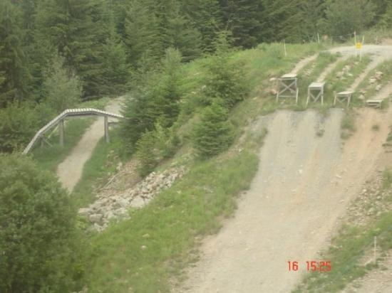 Whistler, Canadá: mountain bike park