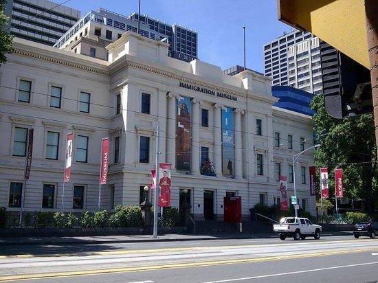 Foto de Museo de la Inmigración