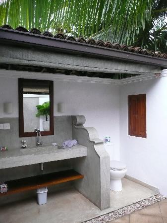salle de bain exterieur photo de lilly village boutique hotel bentota tripadvisor. Black Bedroom Furniture Sets. Home Design Ideas