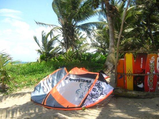 Windbay Kiteboarding School
