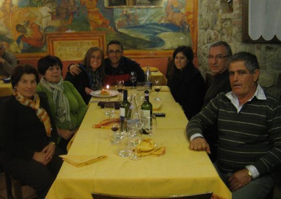 Fun in Tuscany: My Birthday in Tuscany