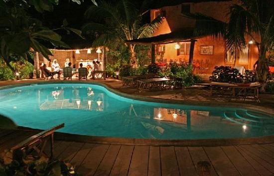 Koulang-Koulang : Ambiance du soir