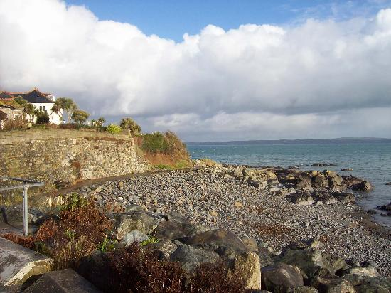 The Old Forge: A November day, view from Mousehole Harbour