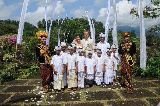 Tirta Ayu Hotel & Restaurant: Tirtagangga Wedding