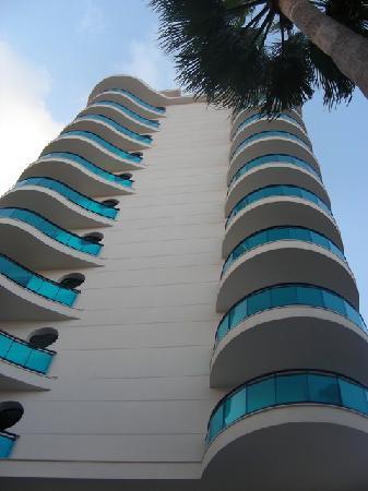 Hotel Cibeles Playa: Hotel