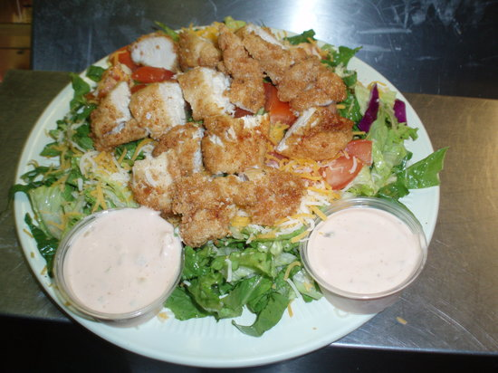 Delly Deck: dixie chicken salad