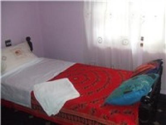 Edakkad Beach House: Rooms have sea views.