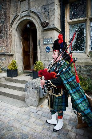 Knockderry House Hotel: Traditional Scottish Weddings