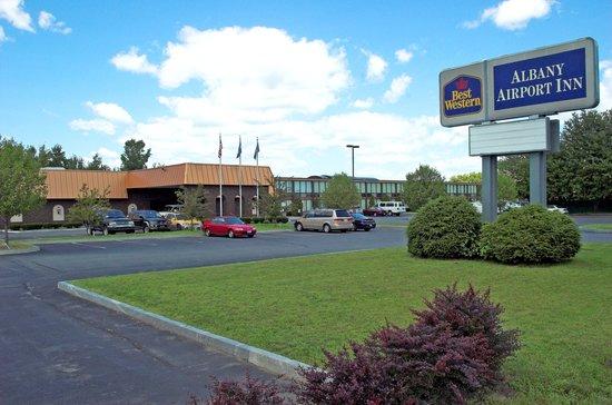 BEST WESTERN Albany Airport Inn: Albany Hotel