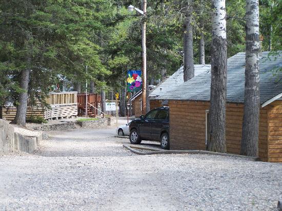 Kapasiwin Bungalows: Cottage Area