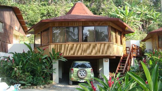 Tambor, Costa Rica: Tiki Suite Beachfront