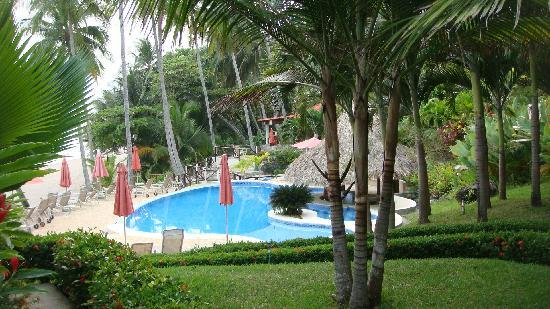 Tambor, Costa Rica: pool